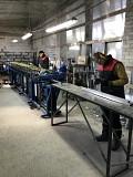 Линию автомат. по производству замковой трубы 25х25 толщиной(0.4мм-1мм) Б/У Москва