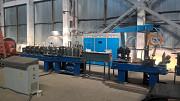 Новую автоматическую линию для производства стальных сварных труб Москва
