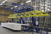 Оборудование для производства стеновых и кровельных сэндвич-панелей, для профилирования металла, дру Москва