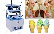 Полуавтоматические мороженое вафельных конусов производства оборудования Москва