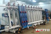 Пресс для производства бруса «Эльбрус»-2Г Тверь