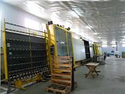 Линия для производства стеклопакетов Москва