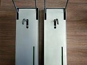 Дозатор настенный локтевой для жидкого мыла и антисептика ASP-LD-01 Москва