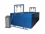 Печь для моллирования стекла с выдвижным поддоном (размер камеры 2200х3200мм) Таганрог