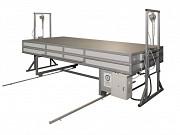 Вакуумная печь для производства триплекса с выдвижным поддоном 1.5х3м Таганрог