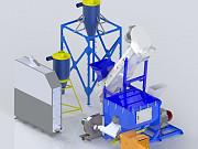 Сушильный комплекс для переработки полимеров Самара