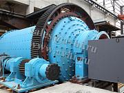 Шаровая мельница влажного типа с решёткой Красноярск