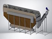 Моющая Флотационная машина для линии переработки пластика Серпухов