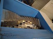 Измельчитель промышленный роторный с пневмовыгрузом для пластика Магнитогорск