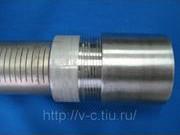 Щелёванные трубы (нру) для фильтров Фипа, ФОВ Челябинск