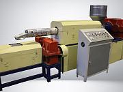 Модернизированный гранулятор под твёрдое сырьё Курск