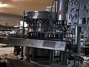Универсальный Моноблок розлива воды, пива б/у (Розлив +Закатка) на стеклянную и ПЭТ бутылки Краснодар