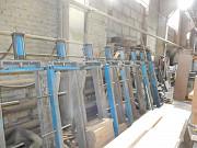 Пресс гидравлический для бруса и щита SL150-6GM Челябинск