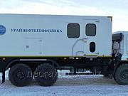 АИС-1 КАМАЗ Агрегат исследования скважин ЛСГ-10 автомобиль подъемник гидродинамических геофизических Набережные Челны