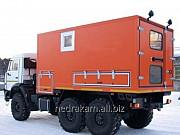 ЛСГ-10 агрегат исследования скважин на шасси КАМАЗ НЕДРАКАМ Набережные Челны