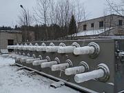 Многовалковый аппарат каландрирования и термофиксации Kobe Steel Япония Москва