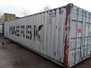 Купить контейнер 40 футов бу в Сикон СПб Санкт-Петербург