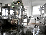 Автоматическая линия по розливу молочных продуктов Москва