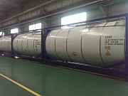 Гуммирование танк-контейнеров, автоцистерн, ёмкостей стационарных Пермь