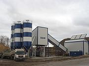Зимний стационарный бетонный завод SUMAB Архангельск