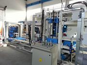 Вибропресс по производству блоков Sumab R-400 Мурманск
