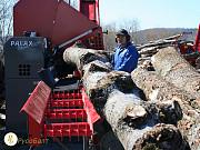 Машины для колки дров - дровоколы Palax (Финляндия) Псков