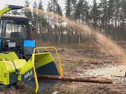 Рубильные машины Junkkari (Финляндия) Псков