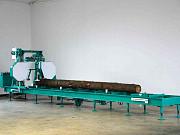 Ленточнопильные станки ZBL-50H, ZBL-60H от Tehnika Auce (Латвия) Псков