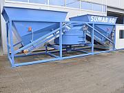 Мобильный бетонный завод Sumab K-60 Санкт-Петербург