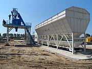 Быстровозводимый стационарный бетонный завод SUMAB T-80 Санкт-Петербург