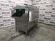 Машина для мойки ящиков на пищевом производстве Москва