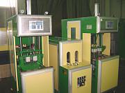 Оборудование для выдува пэт бутылок от 0, 33 л. до 6, 0 л. новое Москва