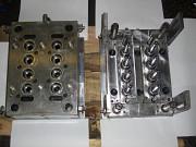 Пресс-форма для производства ПЭТ бутылок преформ 42 гр 8 гнезд с горловиной под воду Москва