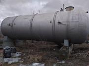 Резервуар горизонтальный нержавеющая сталь (цистерна) Самара
