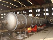 Напорные емкости, соcуды, резервуар, реактор, адсорбер, испаритель, бойлер, охладитель, теплообменик Москва