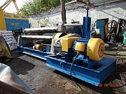 Продаем вальцы И2222 (16*3000мм, г. Тирасполь) в хорошем рабочем состоянии Екатеринбург