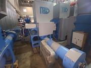Моющая дробилка 600-DMS для пластика Москва