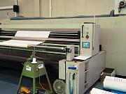 Цифровая машина для печати по ткани Reggiani ReNoir 340, 16 головок, 2016г Санкт-Петербург