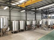 Пивоварня под ключ 1000 литров Москва