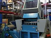 Моющая дробилка 800-DLS для мягкого пластика Москва