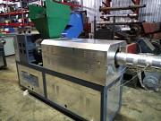 Двухкаскадный гранулятор SJ150/140S для мягкого пластика Москва