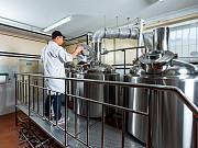 Пивоварня и пивзавод 1500 литров и 2000 литров Москва