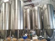 Пивоварня и пивзавод 3000 дитров и 2500 литров Москва