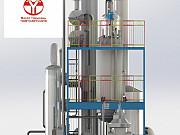 Оборудование для рафинации технического жира и масла, пищевого и животного жира, растительного масла Москва