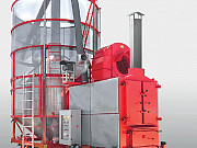 Мобильная зерносушилка Fratelli Pedrotti Large 300 ECO на твердом топливе Краснодар