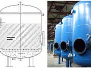 Ремонт ёмкостей, мерников , фильтров катионитовых для водоподготовки котельных Пермь