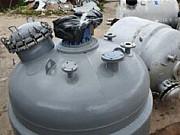 Реактор нержавеющий, объем — 3, 2 куб.м., рубашка, мешалка Москва
