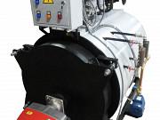 Парогенератор промышленный газовый, дизельный от 100 до 1000 кг пара/час Москва