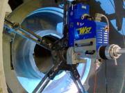 Обильный расточной станок для больших диаметров WS7 PLUS Химки