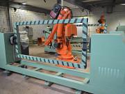 Робот автоматической сварки крупногабаритной опалубки Ярославль